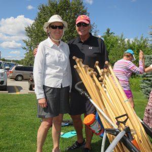 Haliburton Highlands Paddlers Steer Clinic