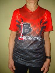IB T Shirt - Live Model from Kiwi Crew!