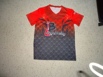 IB T Shirt for World Masters Games in NZ