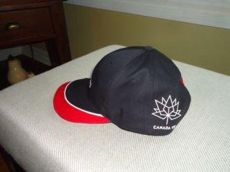 IB Cap Back